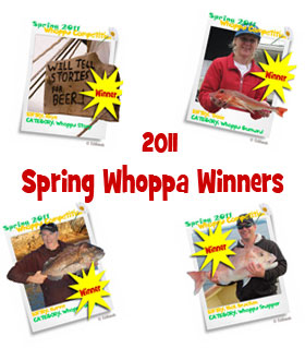 The winners of the 2011 Spring Whoppa Competition
