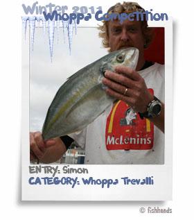 2011 Winter Whoppa Other - Simon