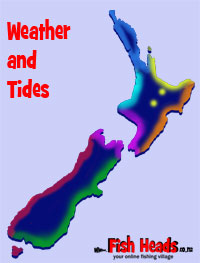 Weather & Tides